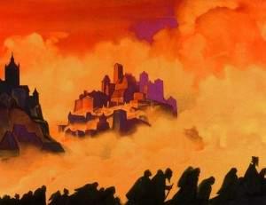 Огненная природа космологического учения Рериха