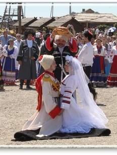 Казачьи Свадебные Платья