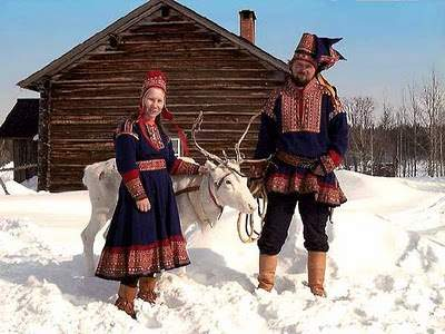 Laplander_&_Reindeer