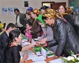Turkmenistan-vybiraet-parlament-Turkmenistan elections