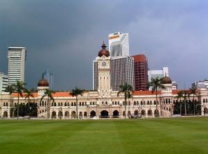Куала-Лумпур -Город-сад огней, столица мультикультурной исламской Малазии