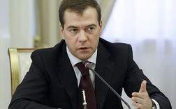 Uzbekistan Russia Medvedev