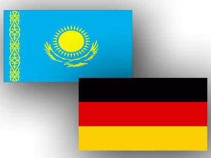Казахстан и Германия заинтересованы в углублении экономического сотрудничества между странами