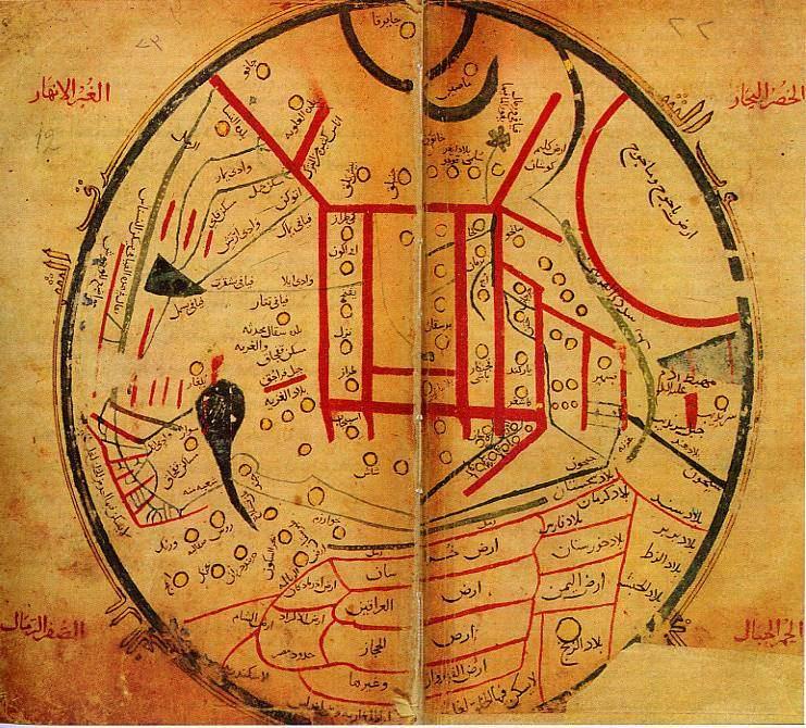Кашгарская карта