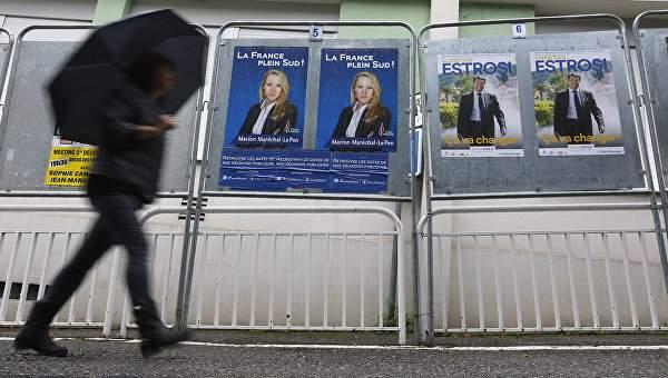 Второй тур выборов во Франции проходит без особой активности