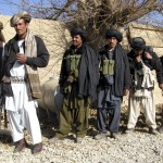Members from the Taliban