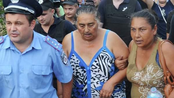 ВОБСЕ призвали власти Украины выступить взащиту ромов