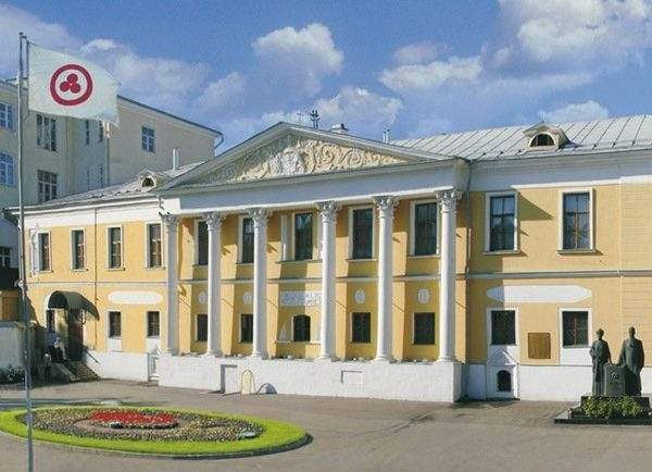 Экспонаты, изъятые при обыске вцентре Рерихов, привезли вМузей Востока