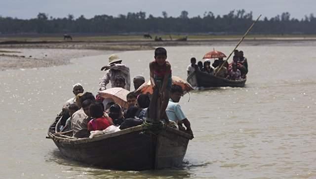 Власти Бангладеш запретили беженцам изМьянмы покидать лагеря для мигрантов